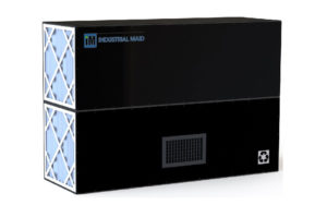 AZTech T4500, Ambient Air Cleaner, Industrial Air Filtration, T-Series, Commercial Air Cleaner