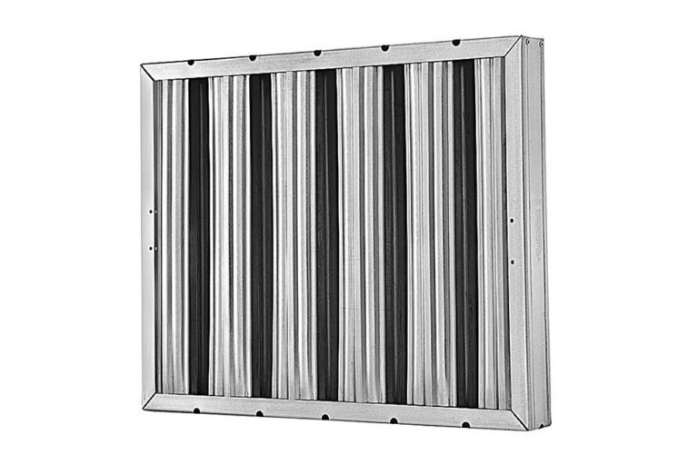 Industrial Maid Spark Baffle Filter BF02-2424, BF022424, Commercial Air Filtration System