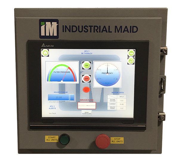 I-Maid Air Filtration Control Panel